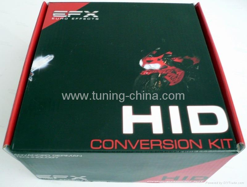 Motorcycle HID Conversion Kit 1