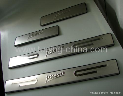 Door sills plate for Citroen Picasso 1