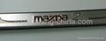 Door sills plate for MAZDA 2