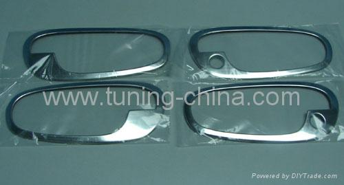 Chevrolet door handle inserts 1