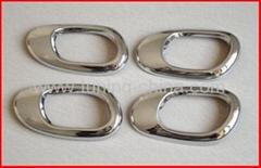 Inner handle cover for Peugeot 206