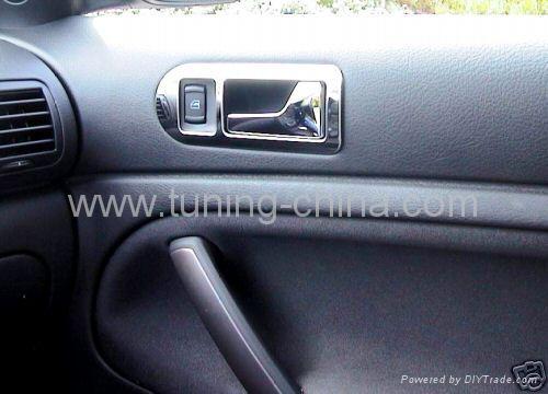Inner handle cover for VW.BORA/PASSAT/GOLF 3