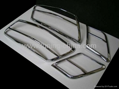 Toyota accessories:Tail lamp cover for Camry 2007