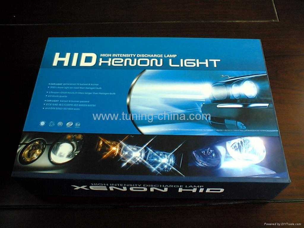 HID Conversion Kit H4 H/L  2