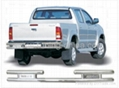 TOYOTA SERIES:REAR SKID BAR for HILUX PICK UP 2003