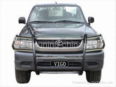 TOYOTA SERIES:Grille guard for Vigo 2005