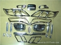 Chrome cover kits for Camry 2007