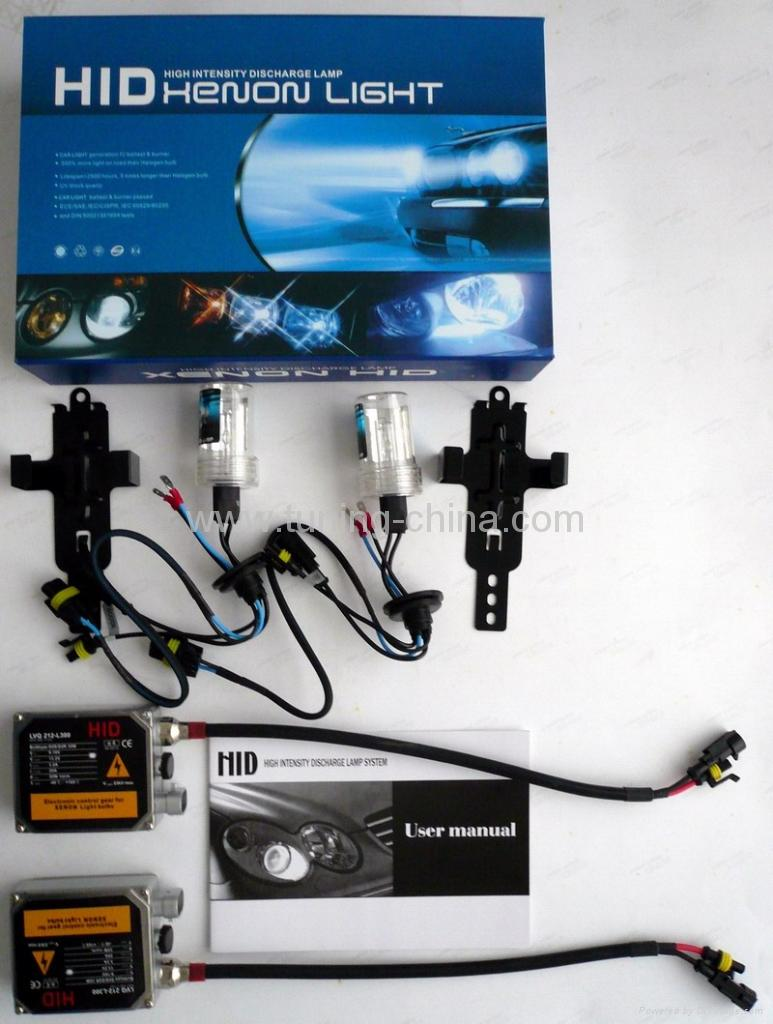 HID Xenon Conversion Kit with Emark (10R-02-07128)  1
