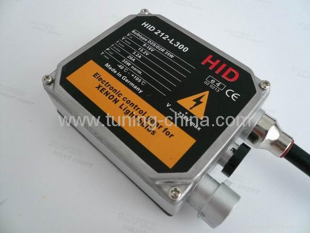 HID ballast 12V 35W/55W 1