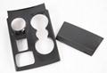 Carbon Fiber Accessories Center Console Gear Shift Panel for Ford escape2020