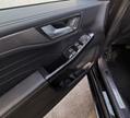 Inner door handle cover inner armrest cover interior trim for Escape2020
