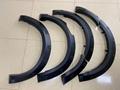 Fender flares Wheel arch set for ISUZU D-MAX 2020