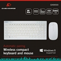 Wireless keyboard and mouse combo GKM500 2