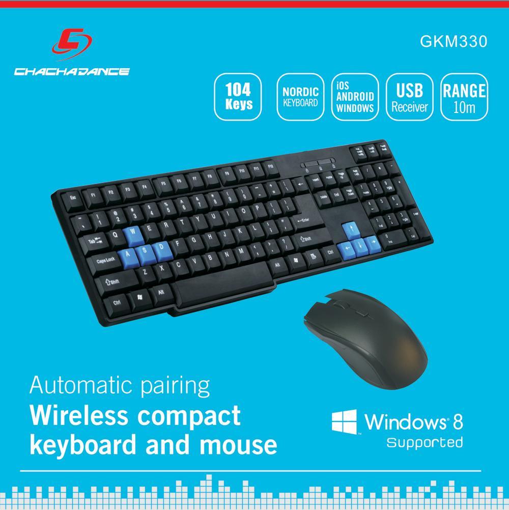 无线键鼠套装 GKM330 5