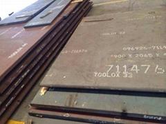 瑞典TOOLOX33 模具钢材