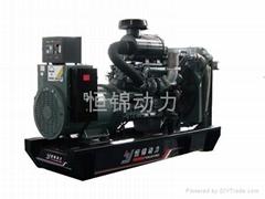 恒锦MAN系列环保型发电机组