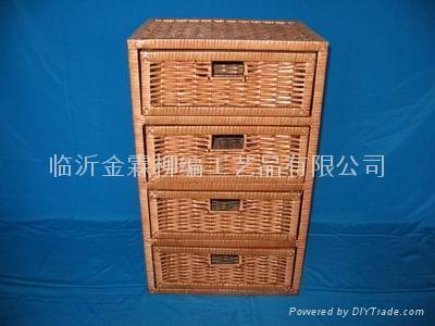 柳編傢具 1