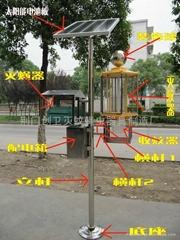 城市蚊蠅密度監測