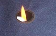 滌棉塗層阻燃膠