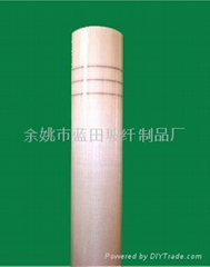 External wall external heat preservation glass fibre net cloth