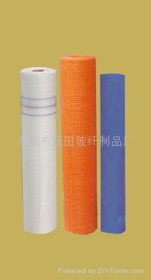 玻璃纖維網格布 1