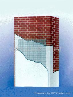 外墙外保温专用网格布 2