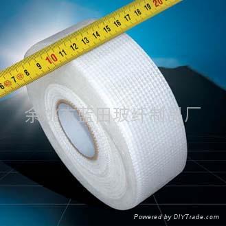 Glass fibre self-affixing belt 2