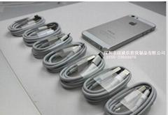 供应苹果5数据线包装膜/ip数据线包装膜