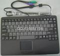 87键触摸板键盘 3