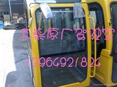 玉柴YC60-8駕駛室