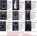 100ml旅行套装塑料瓶 洗护套装塑料瓶 pet塑料瓶 5
