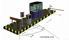 寧波停車場道閘管理系統