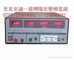 台湾晶体管变频器