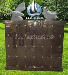 Granite columbarium for promotion