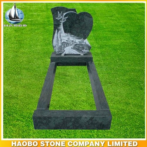 Granite tombstone for promotion sale  2