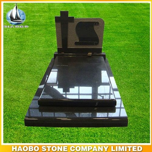 Granite tombstone for promotion sale  4