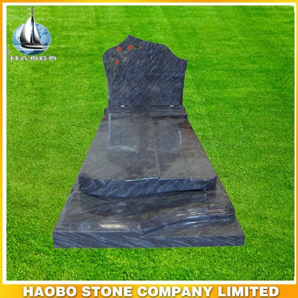 Granite tombstone for promotion sale  5