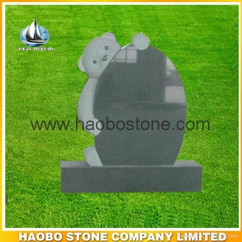 Granite tombstone from haobostone factory  2
