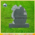 Granite tombstone from haobostone factory  2