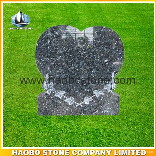 Granite tombstone from haobostone factory  3