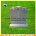Granite tombstone from haobostone factory  4