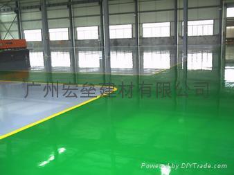 广东地板漆 2