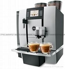 优瑞全自动咖啡机GIGA X7 Professional