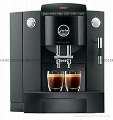 瑞士優瑞全自動咖啡機XF50