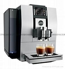 瑞士優瑞全自動咖啡機