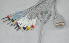 上海6511心电图机导联线