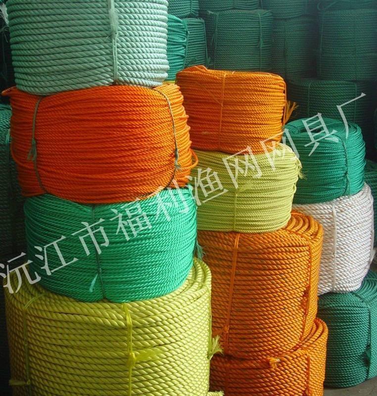 聚乙烯綱絲繩 5