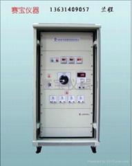 电容器充放电试验台