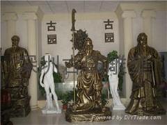 深圳古園雕塑藝朮裝飾公司