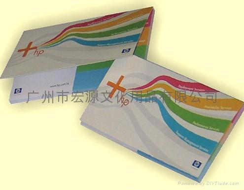 广州硬面便签本便条纸 4